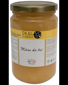 Miere de tei Drag de Romania 400g