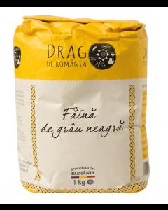 Faina neagra Drag de Romania 1kg