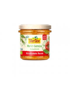 Tartex eco pasta tartinabila vegetala - rosii cherry-rucola 135g