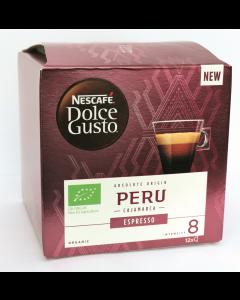Capsule Espresso Peru 7x12g Nescafe Dolce Gusto