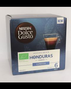 Capsule Espresso Honduras 7x12g Nescafe Dolce Gusto
