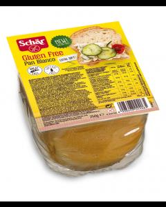 Paine feliata alba fara gluten Schar 250g