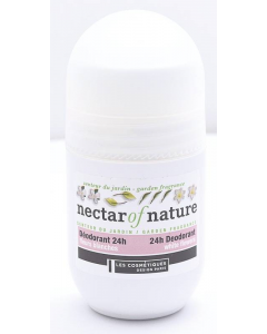 Roll on 24h 50ml Les Cosmetiques Nectar of Nature