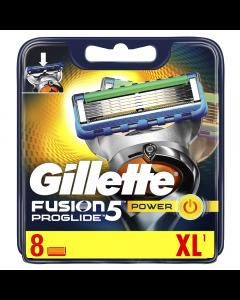 Rezerve aparat de ras Gillette Fusion ProGlide Power 8buc