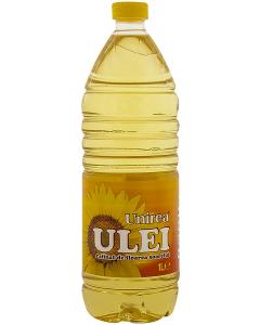 Ulei rafinat de floarea-soarelui Unirea 1L