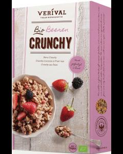 Musli fructe de padure Verival Bio Crunchy 375g