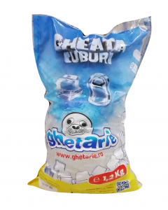 Cuburi de gheata Ghetarie 1,2kg