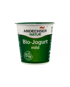 Iaurt bio usor Andechser 150g