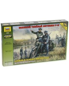 1:35_german_r-12_heavy_motorcycle_with_rider_and_officer1:35_0