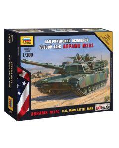 1:100 Abrams M1 A1 1:100