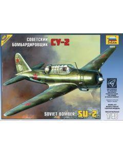 1:48 Sukhoi Su-2 1:48