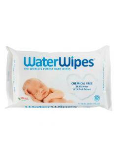 Servetele Umede Pentru Bebelusi, WaterWipes, 60 Buc