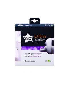 Biberon Ultra, Tommee Tippee, 2 Buc, 260ml