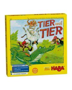 Joc cu zaruri, Haba, Piramida animalelor, 4ani+