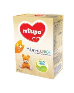 Lapte praf Milupa Milumil Junior 1+, 600g, 12luni+