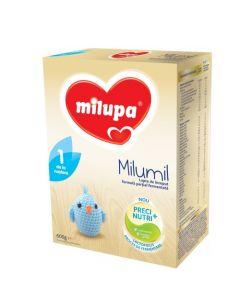 Lapte praf Milupa Milumil 1, 600g, 0-6 luni