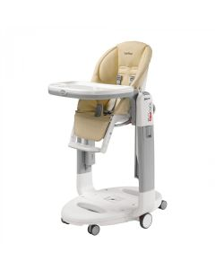 Scaun De Masa Tatamia Follow Me, Peg Perego, 3 in 1, Paloma