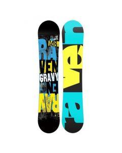 Placa Snowboard Raven Gravy Multicolor 157