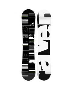 Placa Snowboard Raven Supreme Multicolor 154