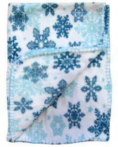 Patura polar imprimata, PPB05 stelute gheata bleu, Primii Pasi