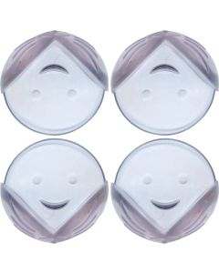 Aparatori colturi transparente (4 buc), Primii Pasi