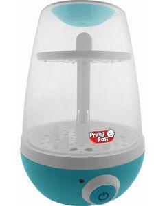 Sterilizator electric cu aburi pentru 5 biberoane