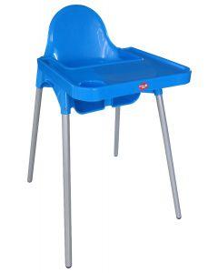 Scaun masa copil, SM01, bleu, Primii Pasi