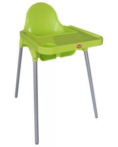 Scaun masa copil, SM01, verde, Primii Pasi