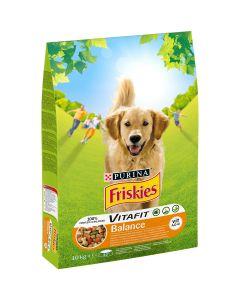 Friskies BALANCE cu pui, hrana uscata pentru caini, 10kg
