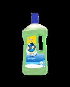 Detergent pardoseli Pronto Sapun Verde, 750 ml