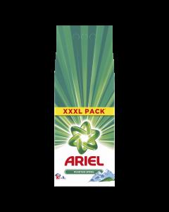 Detergent automat pudra Ariel Mountain Spring, 90 spalari, 9 kg
