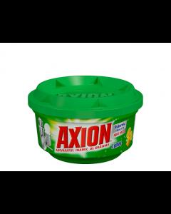 Detergent de vase pasta Axion Lemon, 225 gr