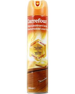 Spray pentru curatat mobila cu ceara Carrefour, 300 ml