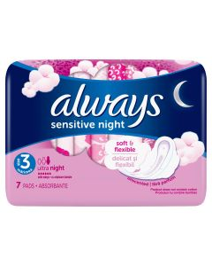 Absorbante Always Ultra Sensitive Normal, 7 buc
