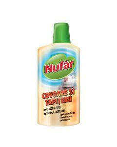 Detergent covoare si tapiterii Nufar, 500 ml