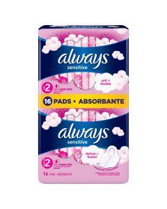 Absorbante Always Ultra Sensitive Normal, 16 buc