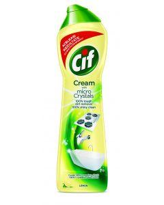Crema abraziva Cif Lemon, 500 ml