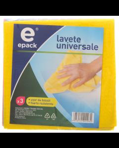 Lavete universale Epack 3 buc.