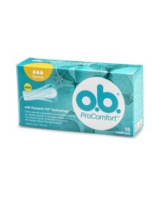 Tampoane OB Procomfort Normal, 16 buc