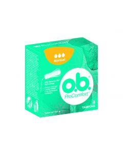 Tampoane OB Procomfort Normal, 8 buc