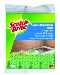 Lavete absorbante Scotch-Brite 3 buc