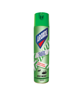Spray insecticid impotriva gandacilor si furnicilor Aroxol, 400 ml