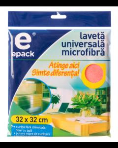 "Laveta microfibra universala ""Epack"""