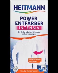 Decolorant rufe power Heitmann, 250 gr