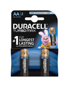 Set x 2 baterii LR6 AA Turbo Max, Duracell