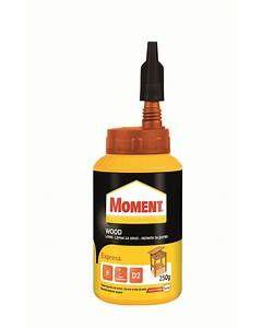 Adeziv pentru lemn waterproof 250 g, Moment