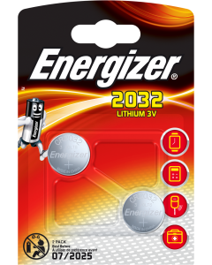 Set x 2 baterii Special Energizer CR2032