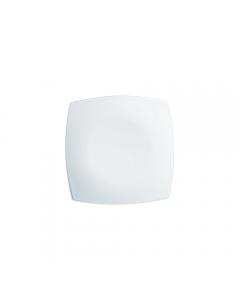 Farfurie desert 19 cm opal Delice alb, Luminarc