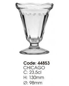 Set 6 cupe inghetata Chicago
