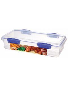 Cutie dreptunghiulara pentru alimente 1.75 L, Klip-It Sistema
